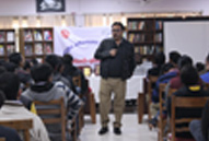 Quiz Competition on General Awareness held in Central Secretariat Library on 27.12.2018.